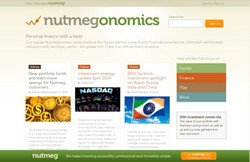 Nutmegonomics web site